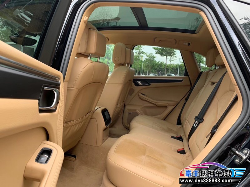 15年保时捷Macan迈凯SUV抵押车出售