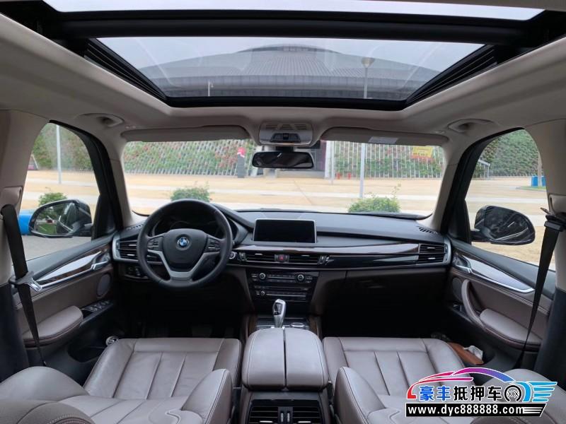 抵押车出售18年宝马X5SUV