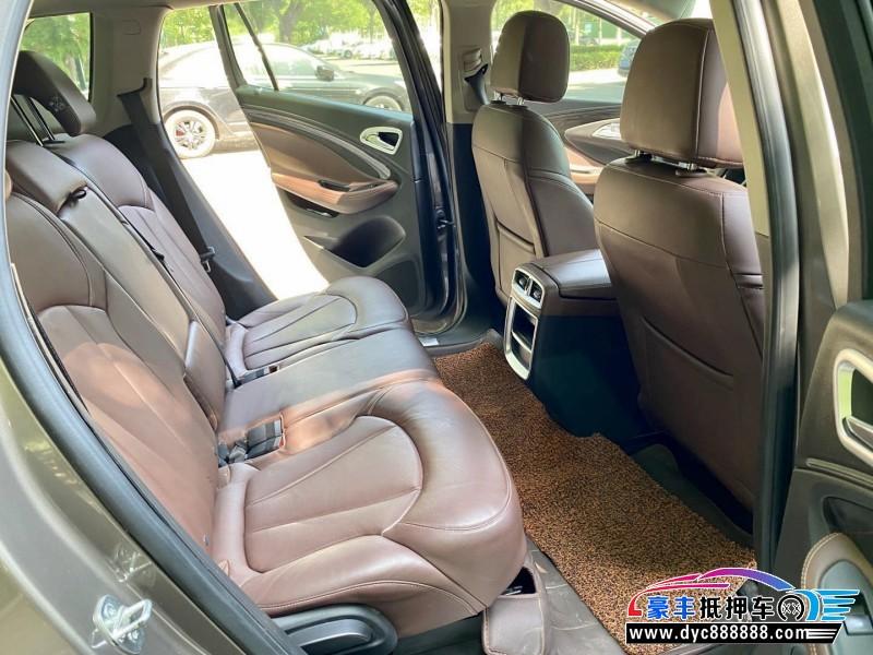 抵押车出售15年别克昂科威SUV