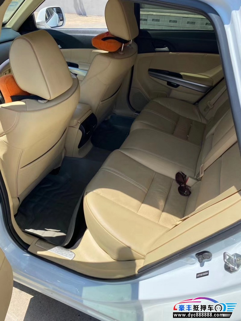 14年本田歌诗图SUV抵押车出售