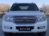 抵押车出售11年丰田兰德酷路泽SUV