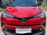抵押车出售19年丰田C-HRSUV