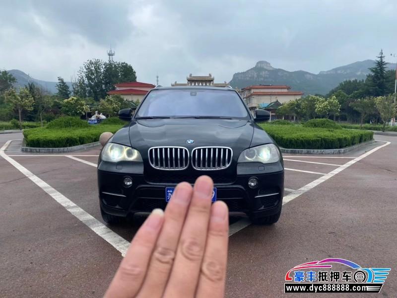 抵押车出售11年宝马X5SUV