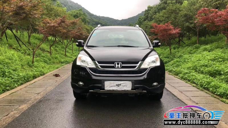 抵押车出售10年本田CR-VSUV