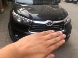 抵押车出售17年丰田汉兰达SUV