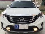 抵押车出售19年广汽传祺GS4SUV