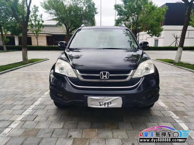 抵押车出售11年本田CR-VSUV