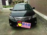 抵押车出售12年丰田卡罗拉轿车