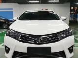 抵押车出售16年丰田卡罗拉轿车