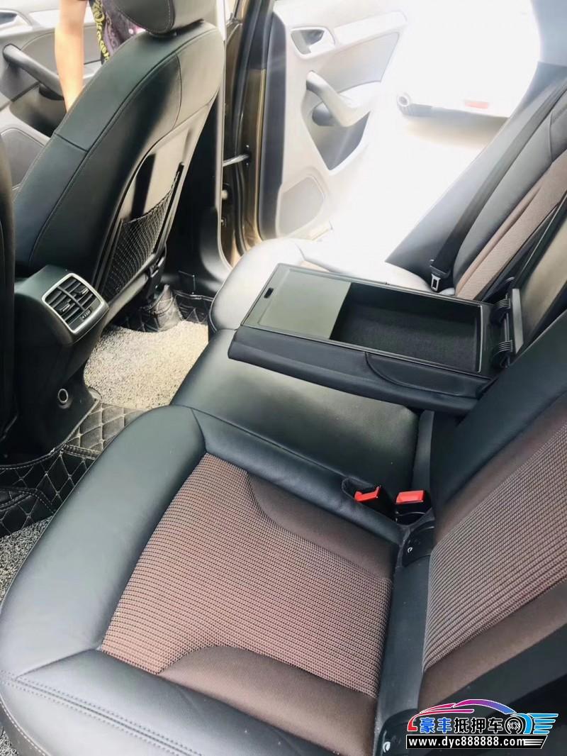 18年奥迪Q3SUV抵押车出售