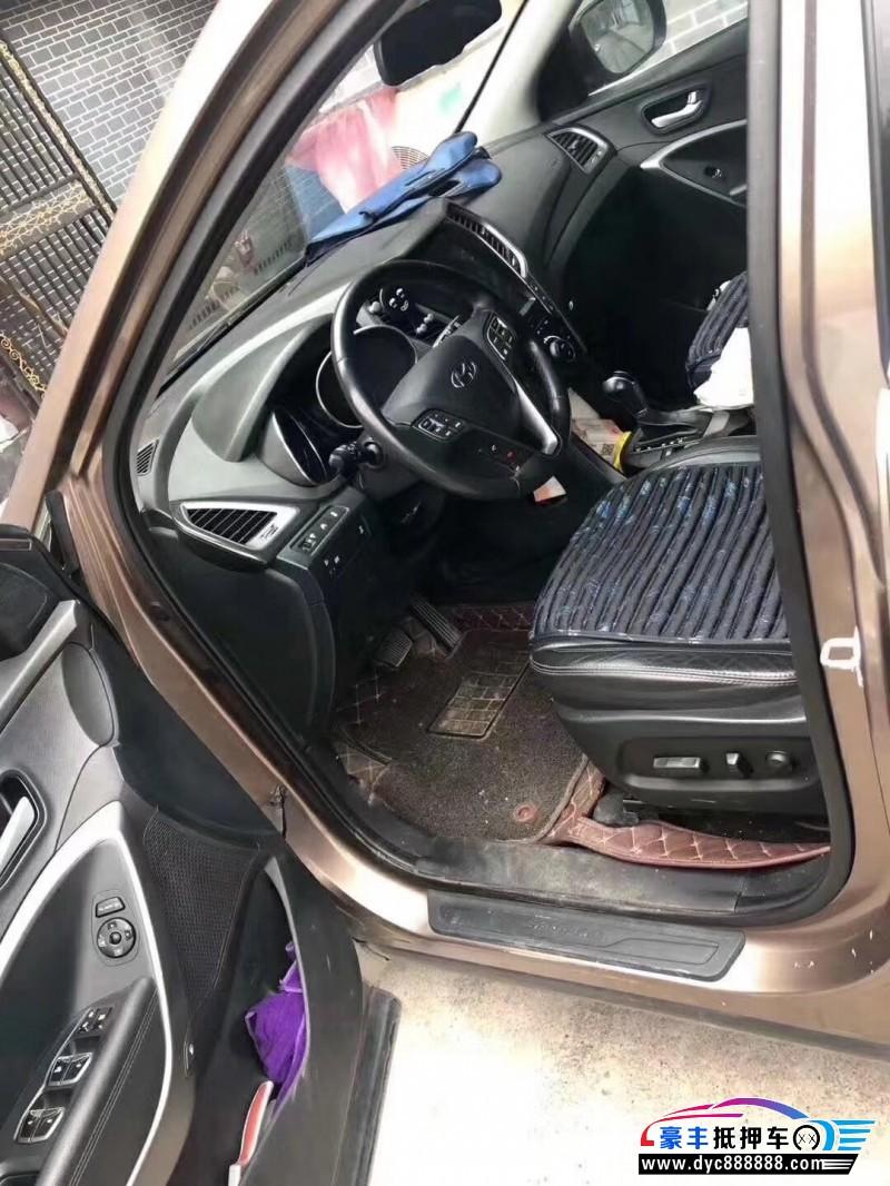 14年现代新胜达(进口)SUV抵押车出售