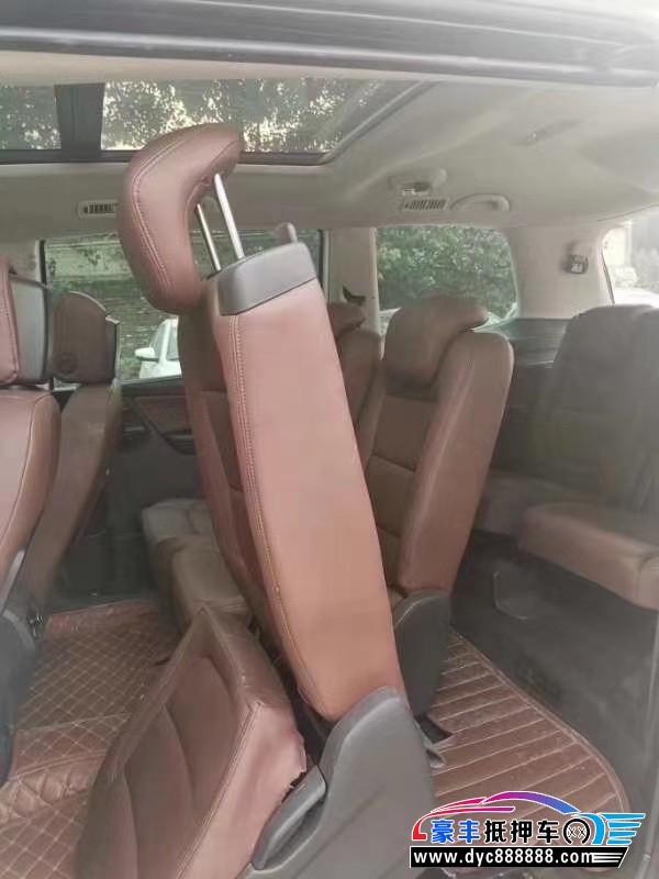 12年大众夏朗MPV抵押车出售