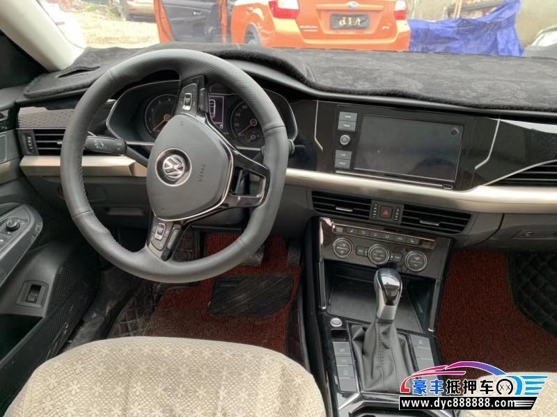 19年大众帕萨特轿车抵押车出售