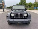 抵押车出售18年Jeep牧马人SUV