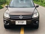 14年大众Tiguan途威SUV抵押车出售