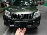 抵押车出售12年丰田普拉多SUV