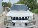 04年丰田普拉多SUV