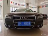 11年奥迪A8轿车抵押车出售