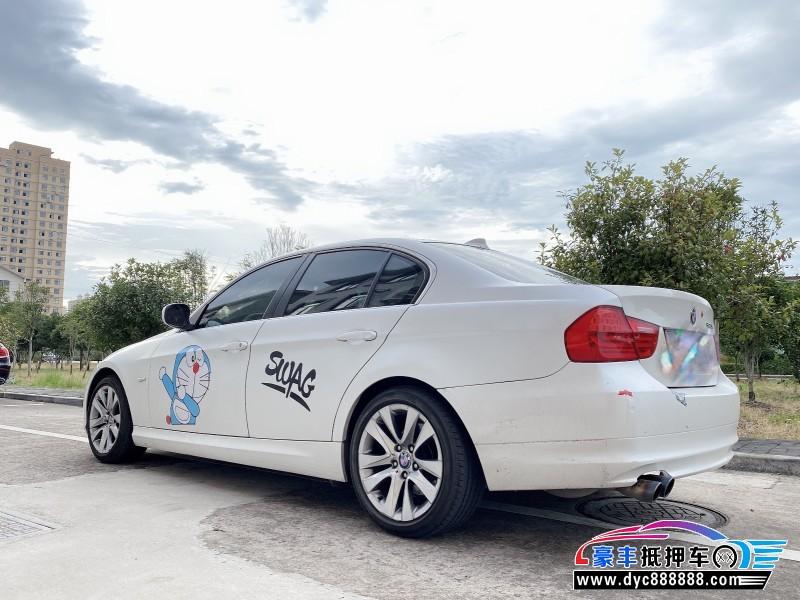11年宝马3系(进口)轿车抵押车出售
