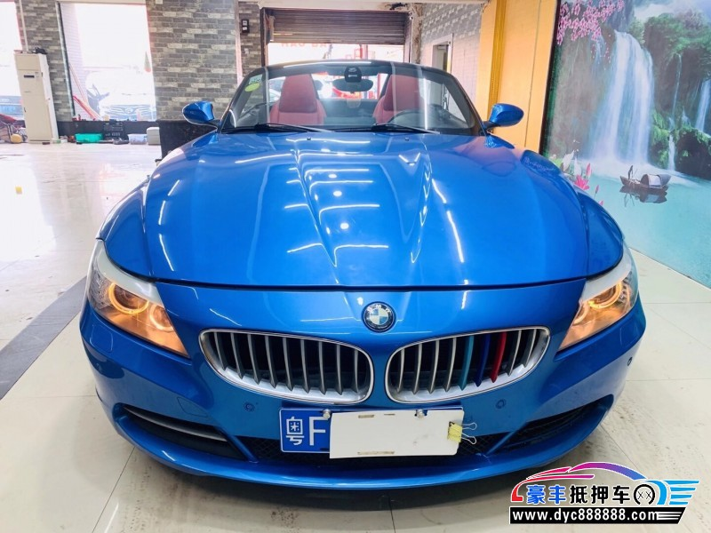 抵押车出售10年宝马Z4跑车