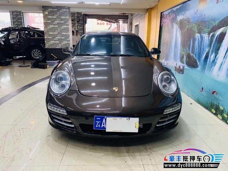 抵押车出售11年保时捷911轿车