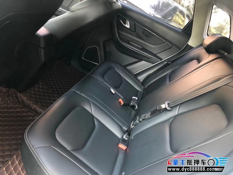 18年奔腾X40SUV抵押车出售