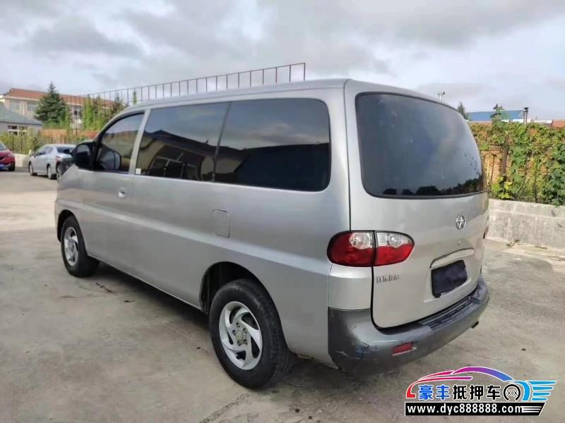 15年江淮瑞风MPV抵押车出售