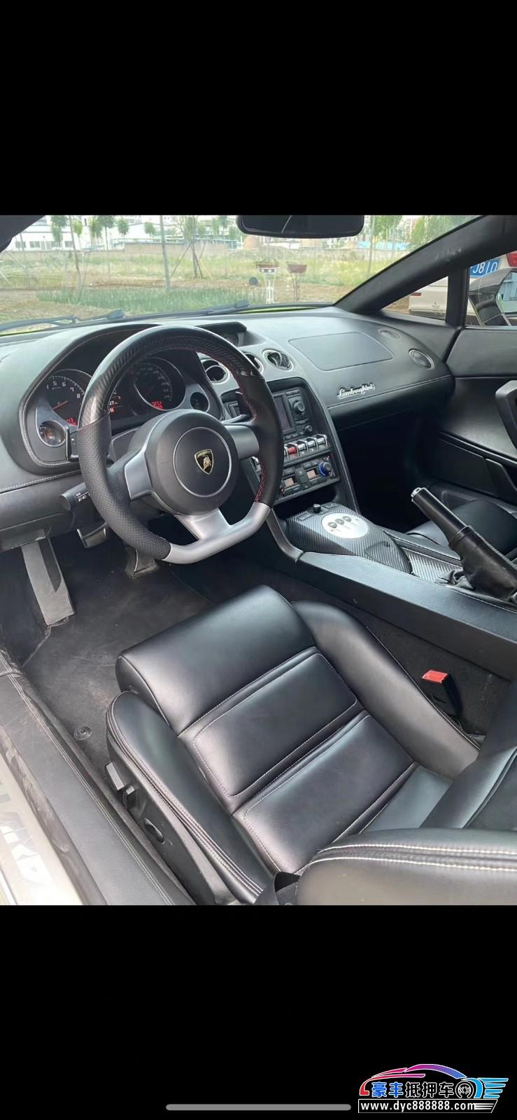 10年兰博基尼Aventador跑车抵押车出售