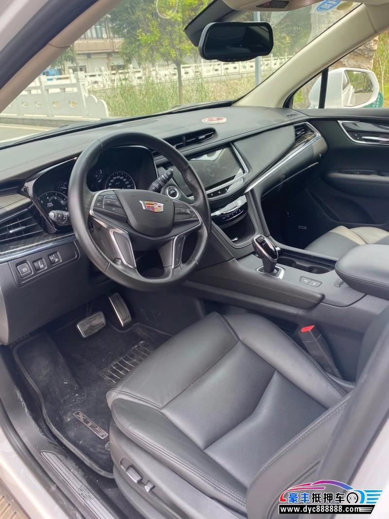 抵押车出售18年凯迪拉克XTSSUV