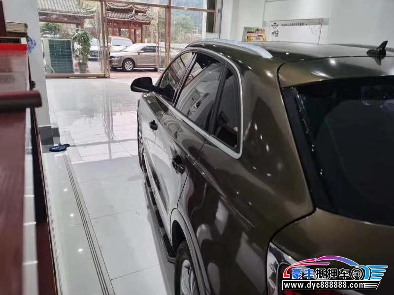 15年奥迪Q3SUV抵押车出售
