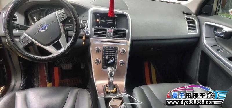 抵押车出售16年沃尔沃XC60轿车
