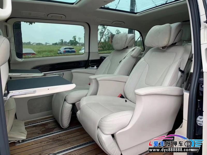 16年奔驰VMPV抵押车出售