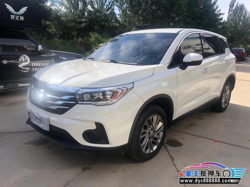 16年广汽传祺GS4SUV抵押车出售