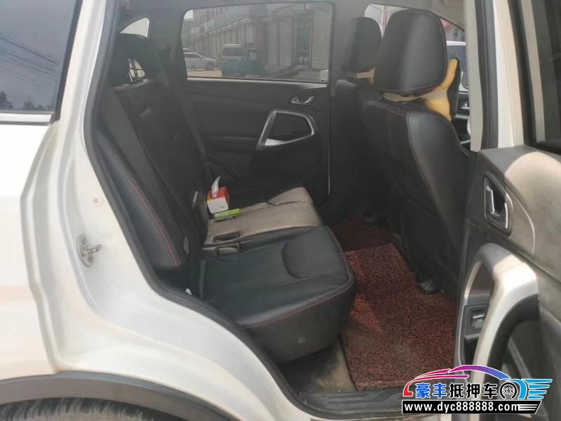 16年奇瑞瑞虎SUV抵押车出售