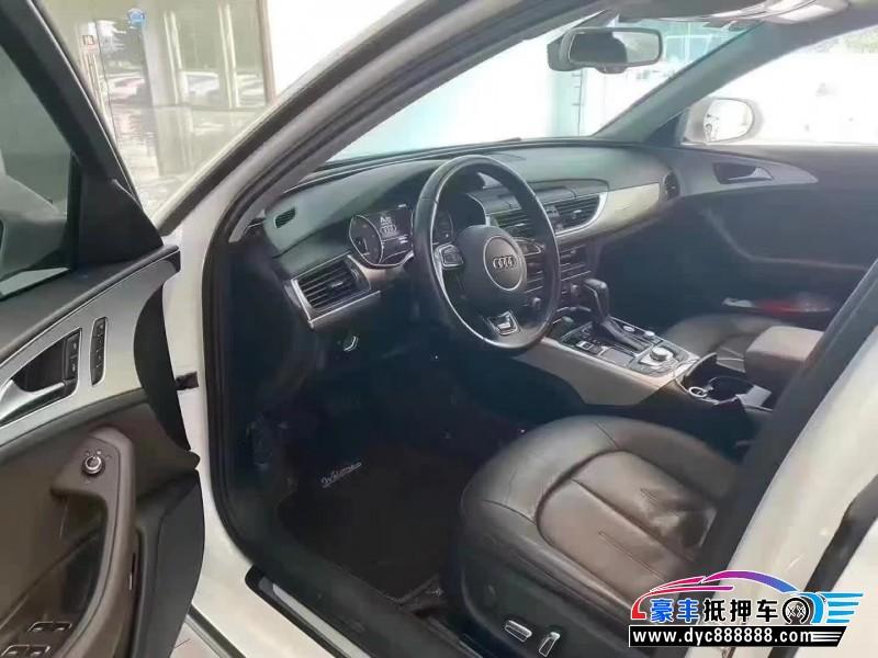 抵押车出售17年奥迪A6(进口)SUV