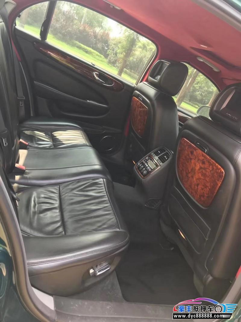 抵押车出售09年捷豹XJ轿车