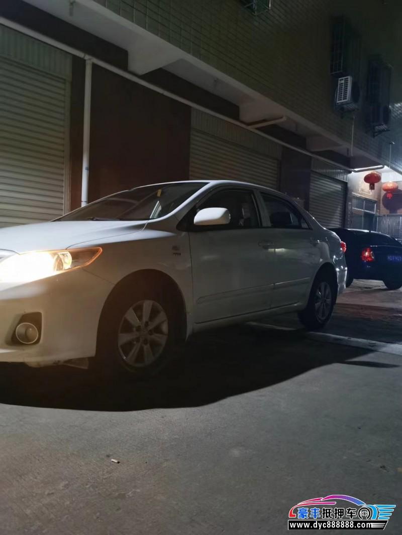 抵押车出售13年本田思域轿车