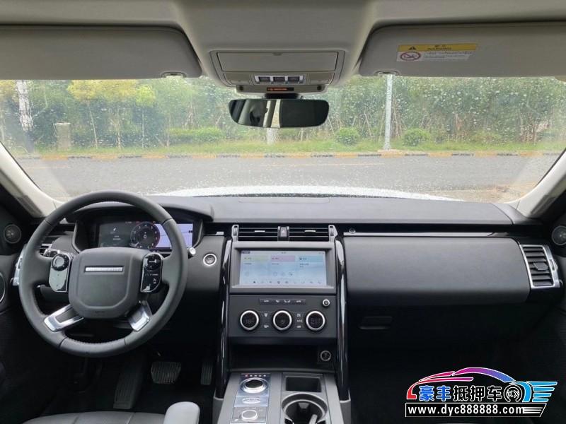 抵押车出售20年路虎发现5SUV