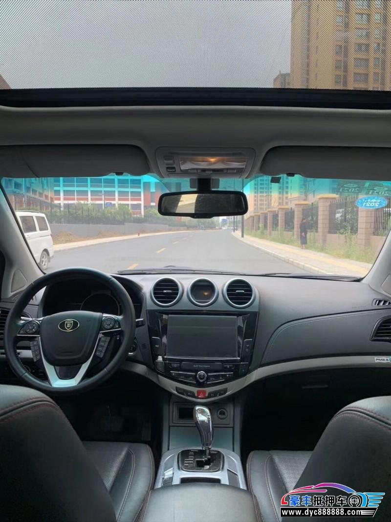 抵押车出售15年比亚迪S7SUV