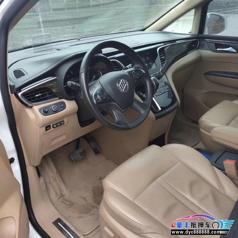 抵押车出售17年别克GL8SUV