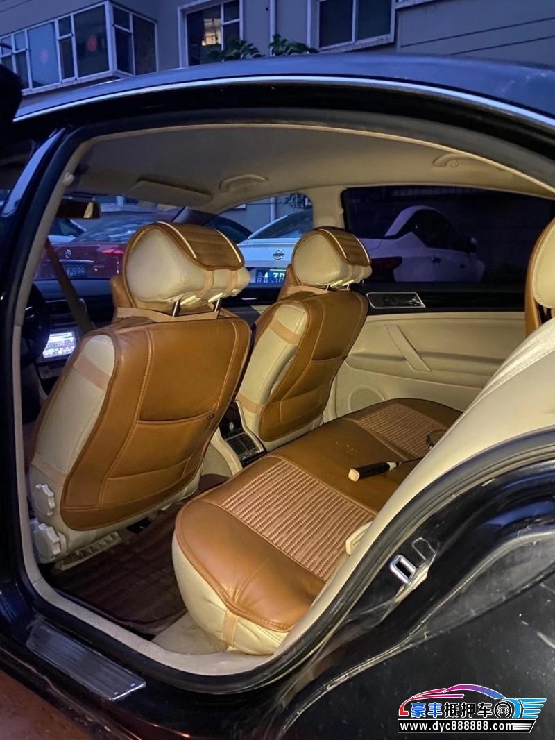 11年大众帕萨特轿车抵押车出售