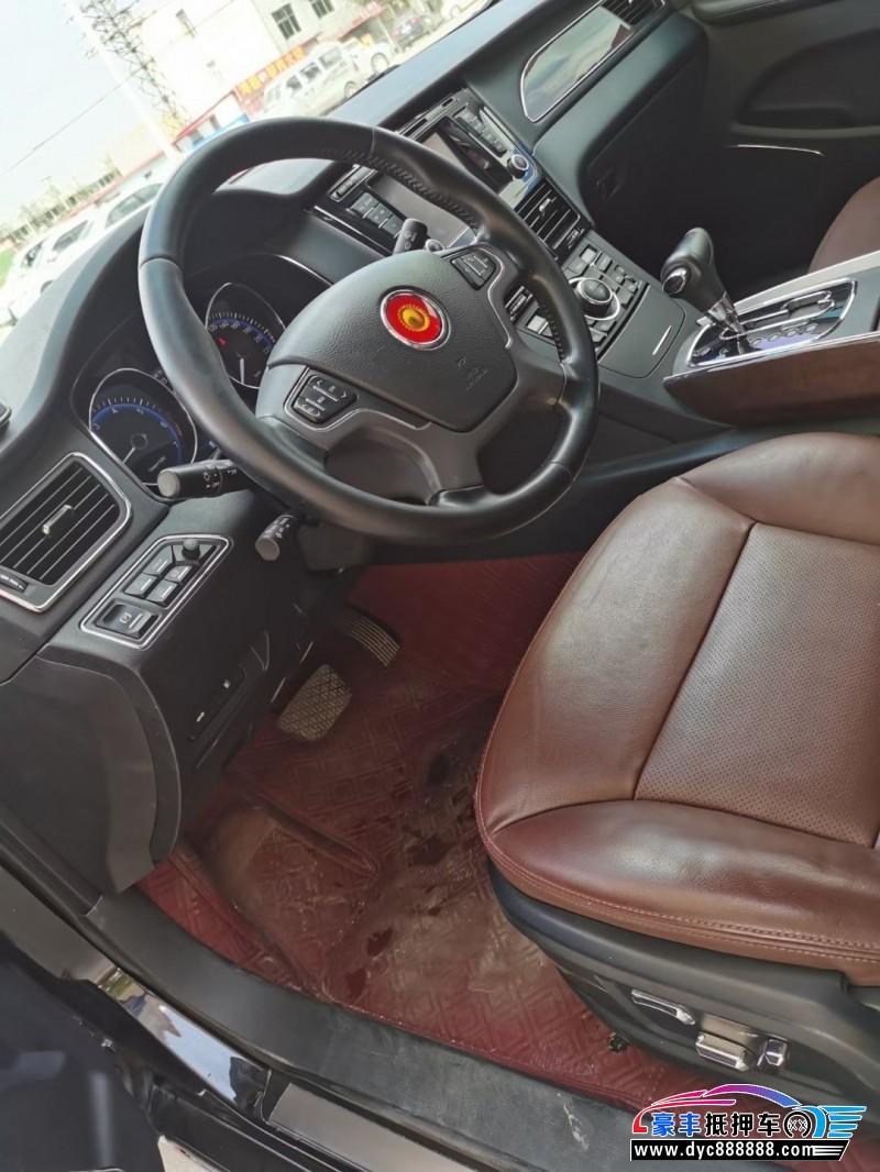 抵押车出售17年红旗H7轿车