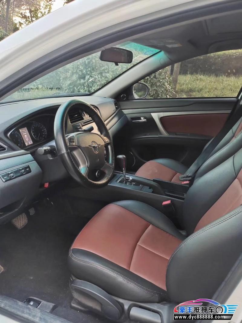 18年海马海马M6轿车抵押车出售