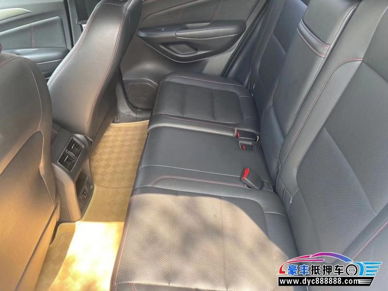 抵押车出售16年长安CS75SUV
