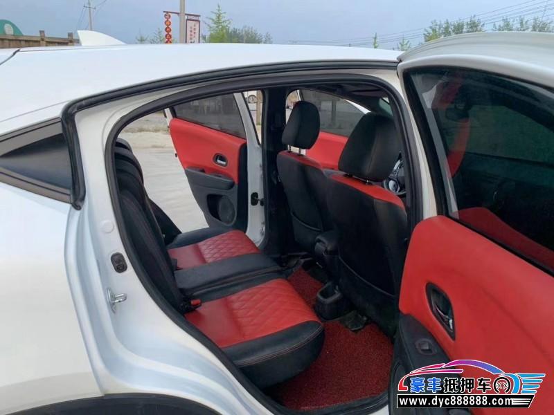17年本田XRVSUV抵押车出售