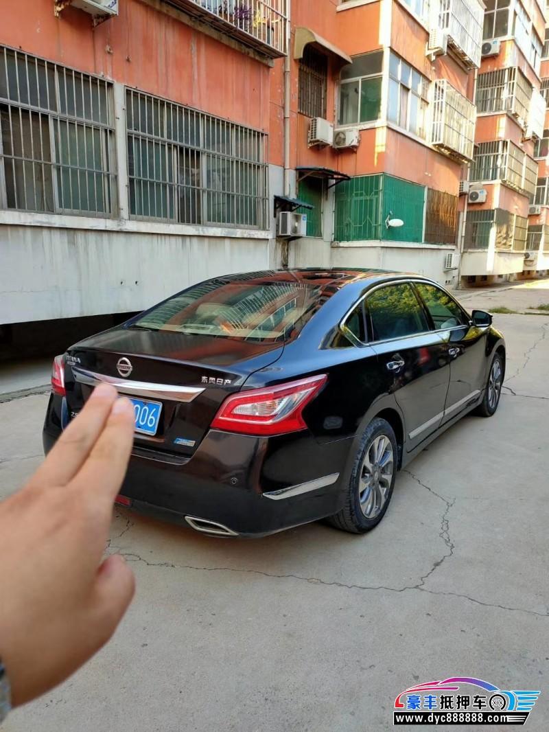 抵押车出售14年日产天籁轿车