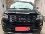 抵押车出售18年福特探险者SUV