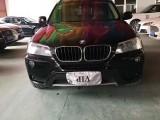抵押车出售12年宝马X3SUV