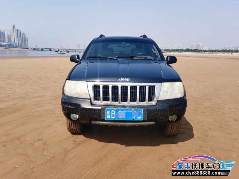 04年Jeep大切诺基SUV