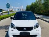 抵押车出售17年奔驰smart轿车